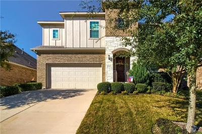 Pflugerville Single Family Home For Sale: 20916 Huckabee Bnd