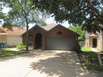 Austin Single Family Home For Sale: 14616 Yora Dr