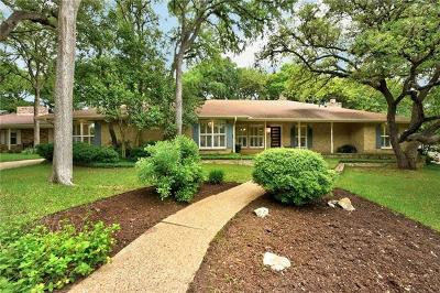 Single Family Home Pending - Taking Backups: 9304 Spring Hollow Dr