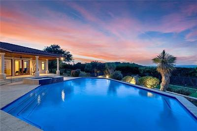 Original City Of Austin, Original City, Original Town Of Buda, Original Town Of Kyle, Boerne, Boerne Original Town, Lakeway, Silliman Single Family Home For Sale: 17704 N Serene Hills Pass