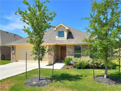 Hutto Single Family Home For Sale: 317 Lightcliff St