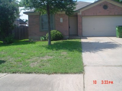 Single Family Home For Sale: 3618 Walleye Way