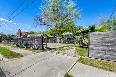 Residential Lots & Land Pending - Taking Backups: 1204 Valdez St