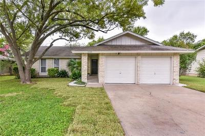 Travis County Single Family Home Pending - Taking Backups: 2109 Cindy Ln