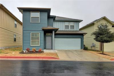 Hays County, Travis County, Williamson County Single Family Home For Sale: 5429 Falling Leaf Ln #60