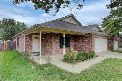 Cedar Park Single Family Home For Sale: 1900 Summer Rain Dr