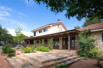 Wimberley Single Family Home For Sale: 64 Woodcreek Dr