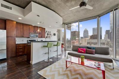 Austin Condo/Townhouse For Sale: 360 Nueces St #1001