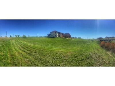 Hutto Residential Lots & Land For Sale: 120 Apache Pass