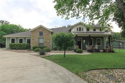 Georgetown Single Family Home For Sale: 1804 Leander St