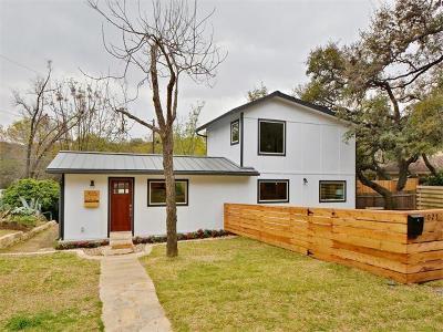 Travis Heights Single Family Home For Sale: 1025 Bonham Ter