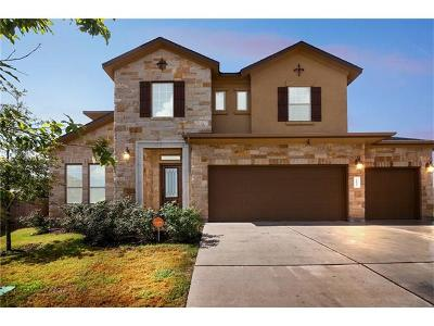 Travis County Single Family Home Pending - Taking Backups: 11537 Maggiore Dr