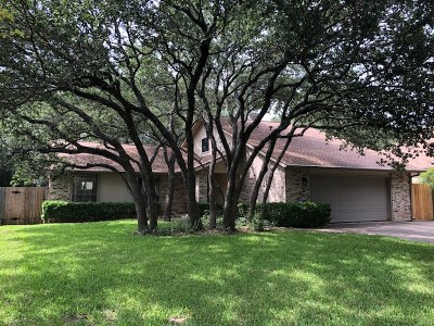 Travis County, Williamson County Single Family Home For Sale: 9203 Amanda Dr