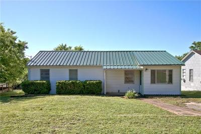 New Braunfels Single Family Home For Sale: 310 E South St