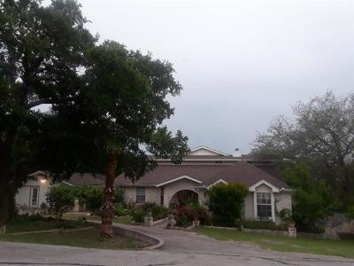 Round Rock Single Family Home For Sale: 23 Shady Rock Ct