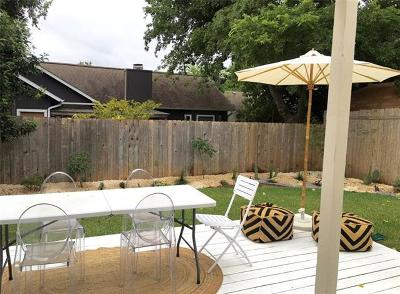 Austin Rental For Rent: 2114 Toulouse Dr