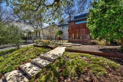 Travis County, Williamson County Single Family Home For Sale: 907/909 Post Oak St