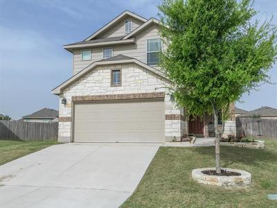 Buda Single Family Home For Sale: 157 Pine Arbol Pass