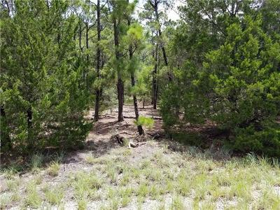 Bastrop Residential Lots & Land For Sale: TBD Pine Cone