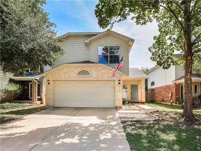 Hays County, Travis County, Williamson County Single Family Home For Sale: 11607 James B Connolly Ln