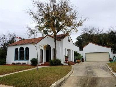 Lampasas County Single Family Home For Sale: 602 W 3rd St