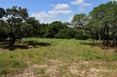 Driftwood Residential Lots & Land For Sale: 266 Glen Ellen Ct