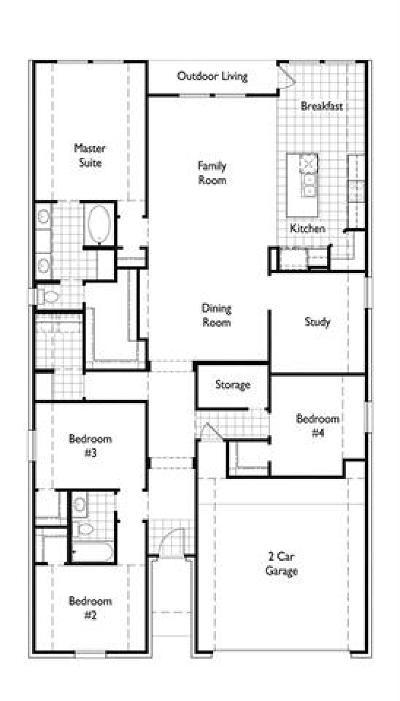 San Marcos Single Family Home For Sale: 105 Tulip Garden Trl