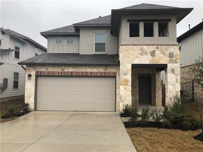 Austin Single Family Home For Sale: 1214 Falconer Way