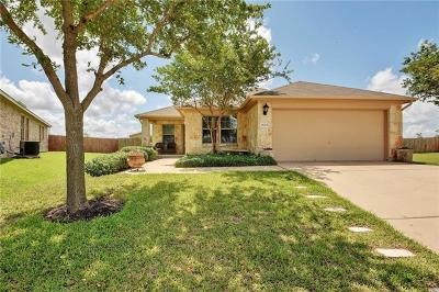 Pflugerville Single Family Home Pending - Taking Backups: 18205 Kermit Ct