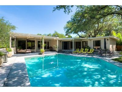 Lakeway Single Family Home Pending: 810 Challenger