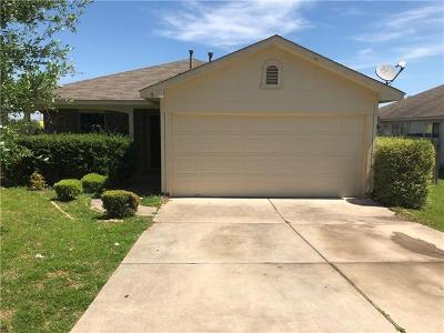 Hays County Single Family Home For Sale: 394 Atlantis
