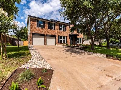 Austin Single Family Home Pending - Taking Backups: 6109 Back Bay
