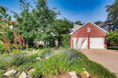 Round Rock Single Family Home For Sale: 1207 Oakwood Blvd