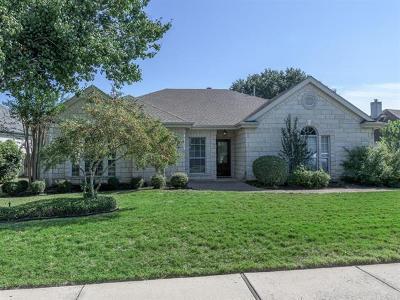 Austin Single Family Home For Sale: 11021 River Plantation Dr