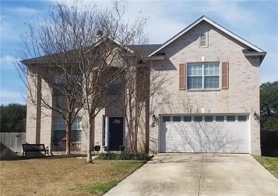Georgetown Single Family Home For Sale: 202 S Prairie Ln