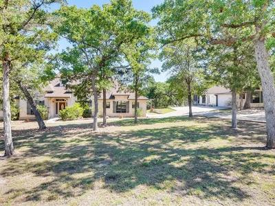 Bastrop Single Family Home For Sale: 122 Powder Horn Rd