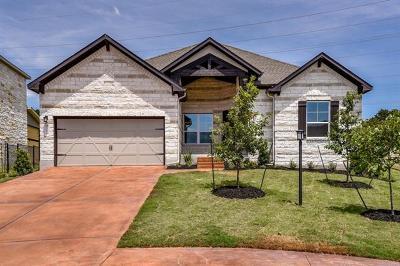 Austin Single Family Home For Sale: 214 Vista Village Cv