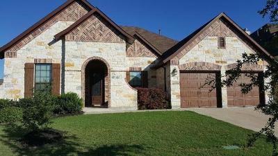 Cedar Park Single Family Home Pending - Taking Backups: 2400 Sweetwater Ln