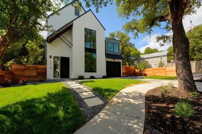 Austin Single Family Home For Sale: 1405 Rabb Rd