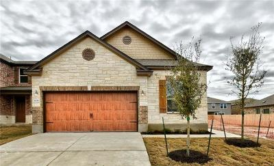 Pflugerville Single Family Home For Sale: 17017 Gibbons Path