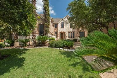 Hays County, Travis County, Williamson County Single Family Home Pending - Taking Backups: 1500 Lake Forest Cv