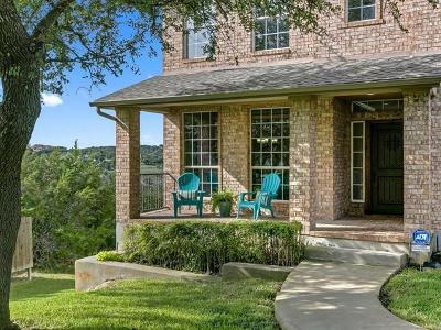 Spicewood Single Family Home Pending - Taking Backups: 20417 Auger Ln