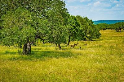 Spicewood Residential Lots & Land For Sale: 25308 Cliff Xing