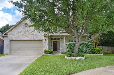 Cedar Park Single Family Home For Sale: 2706 Oro Viejo Cv