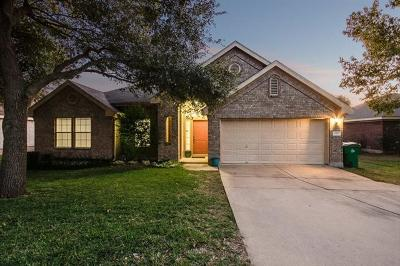 Pflugerville Single Family Home For Sale: 1307 Poppy Pass