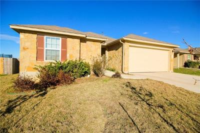 Bastrop County Single Family Home For Sale: 116 Jim Dandy Dr