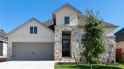 Liberty Hill Single Family Home For Sale: 109 Locklin Dr