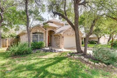 Cedar Park Single Family Home Pending - Taking Backups: 2210 Macaw Dr