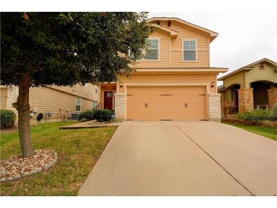 Single Family Home For Sale: 1420 Huckleberry Ln