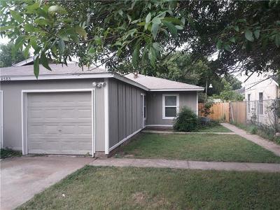 Multi Family Home Pending - Taking Backups: 4503 Glade Line Dr